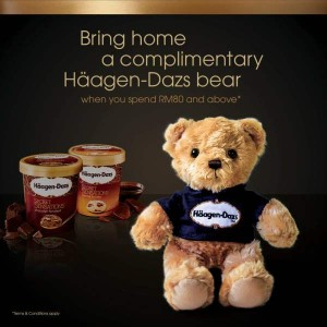 free-haagen-dazs-teddy-bear-with-purchase
