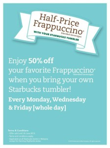 starbucks-frappuccino-half-price-bring-tumbler